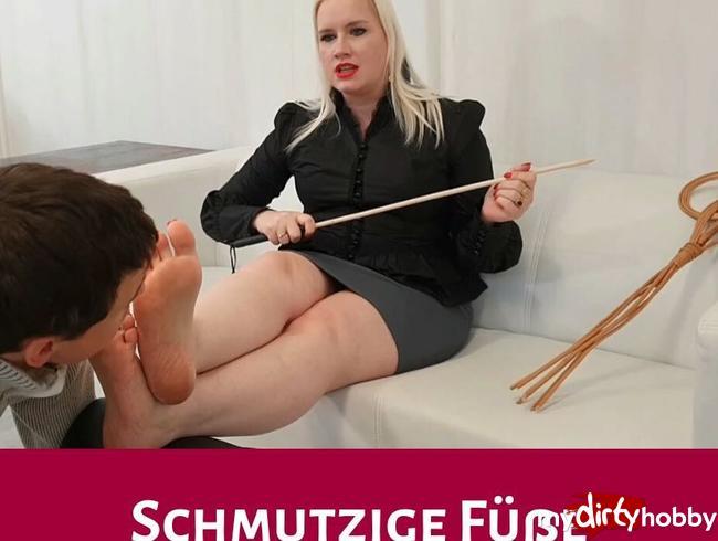 Video Thumbnail Schmutzige Füße und harte Strafen