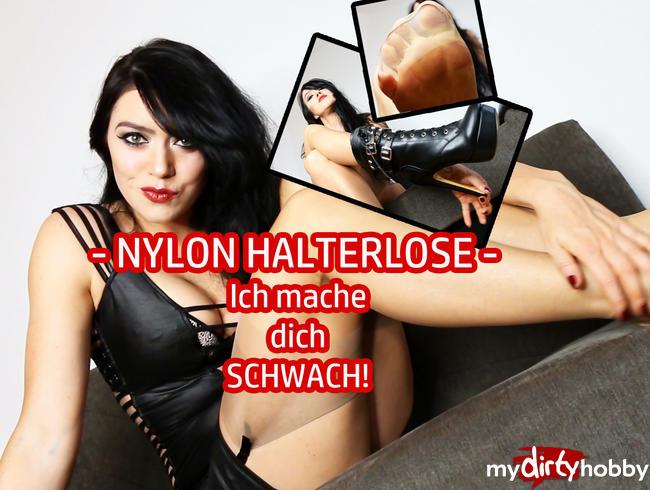 Video Thumbnail NYLON HALTERLOSE – Ich mache dich SCHWACH!