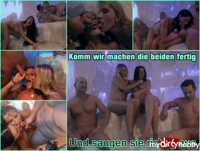 Video Thumbnail Geiler Gruppensex im Swingerclub