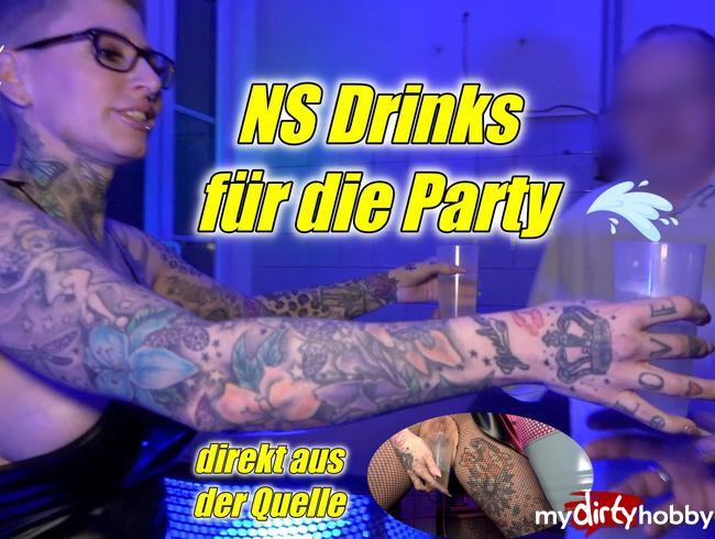 Video Thumbnail NS Drinks für die Party