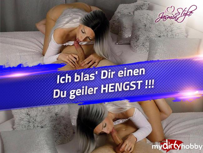 Video Thumbnail Ich blas' Dir einen Du geiler HENGST !!!