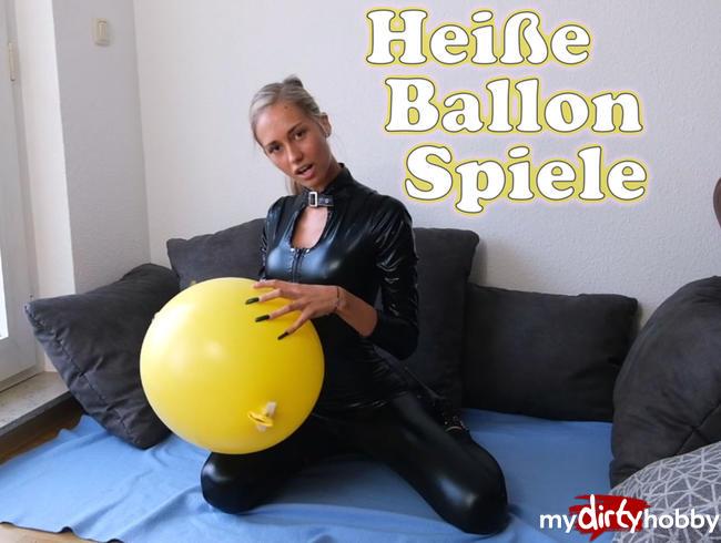 Video Thumbnail Meine heißen Spielchen mit dem Looner Ballon