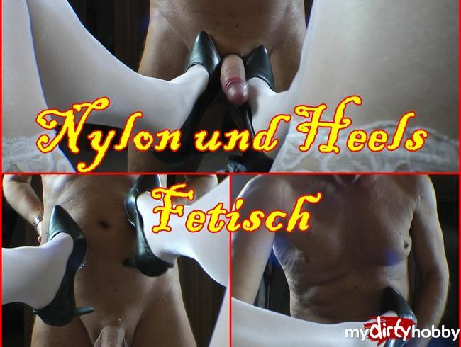 Video Thumbnail Nylon und Heels Fetisch