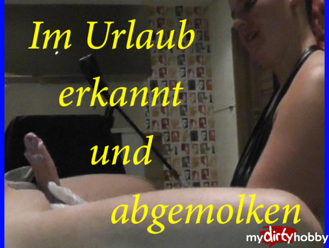 Video Thumbnail Vom User im Urlaub erkannt und abgewichst