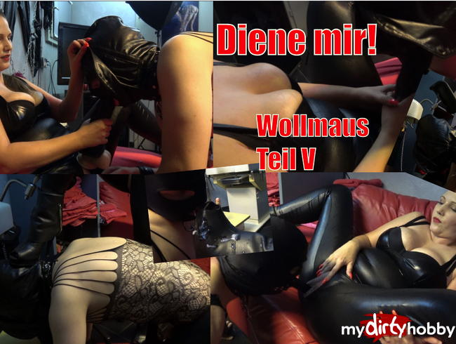 Video Thumbnail Diene mir - Wollmaus Teil V