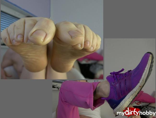 Video Thumbnail Stinkende Füße in Turnschuhen Teil 1
