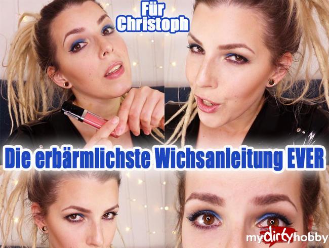 Video Thumbnail Die erbärmlichste WICHSANLEITUNG EVER – für Christoph