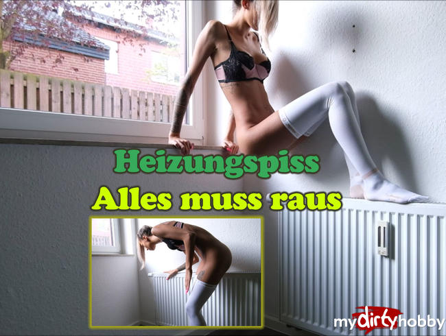 Video Thumbnail Volle Kanne in die Heizung gepisst