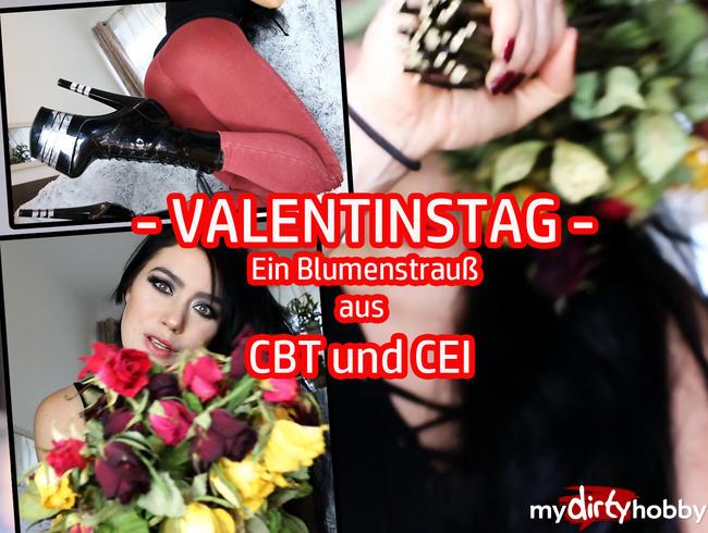 Video Thumbnail VALENTINSTAG – Ein Blumenstrauß aus CBT und CEI für dich!