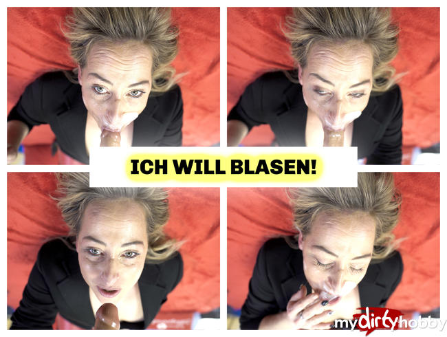 Video Thumbnail Ich will BLASEN!