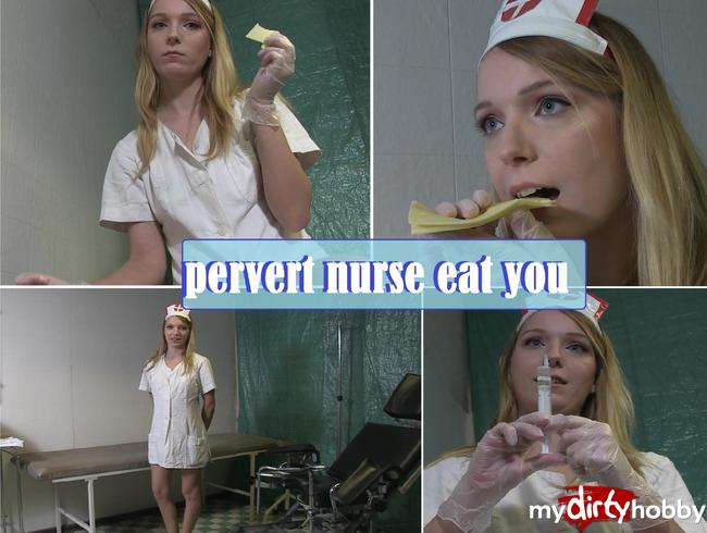 Video Thumbnail pervert nurse eat you (Rollenspiel)