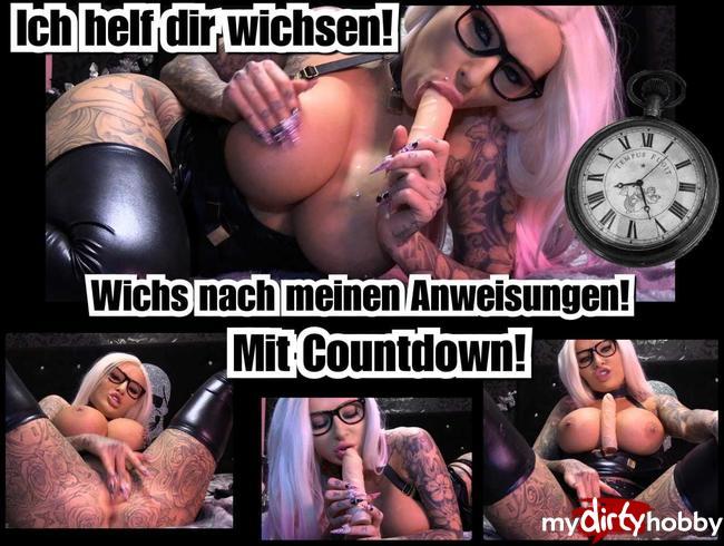 Video Thumbnail Dirtytalk Wixxanleitung mit Countdown!