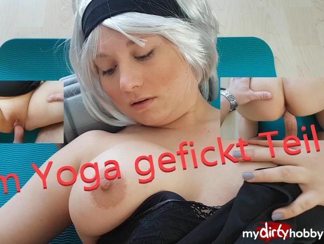 Video Thumbnail beim Yoga gefickt ( mit sehr geilen Nahaufnahmen ) Teil 2