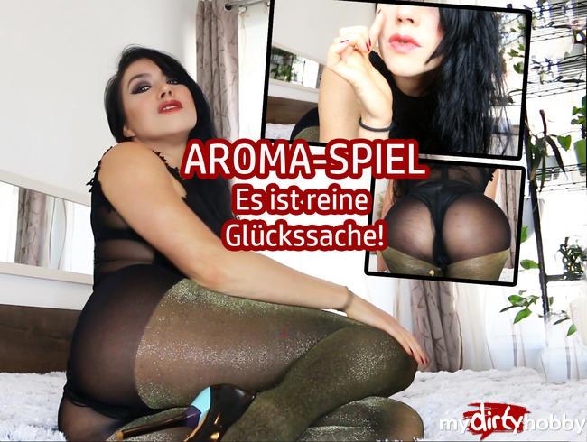 Video Thumbnail AROMA-SPIEL - Es ist reine Glückssache