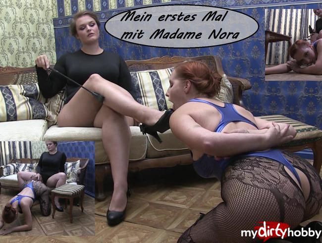 Video Thumbnail Mein erste Mal mit Madame Nora
