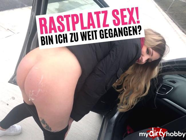 Video Thumbnail RASTPLATZ SEX! BIN ICH ZU WEIT GEGANGEN?