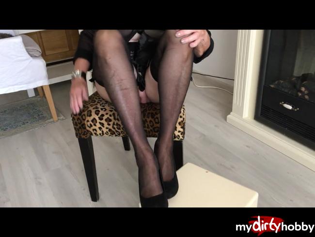 Video Thumbnail für die feunde des nylons ........