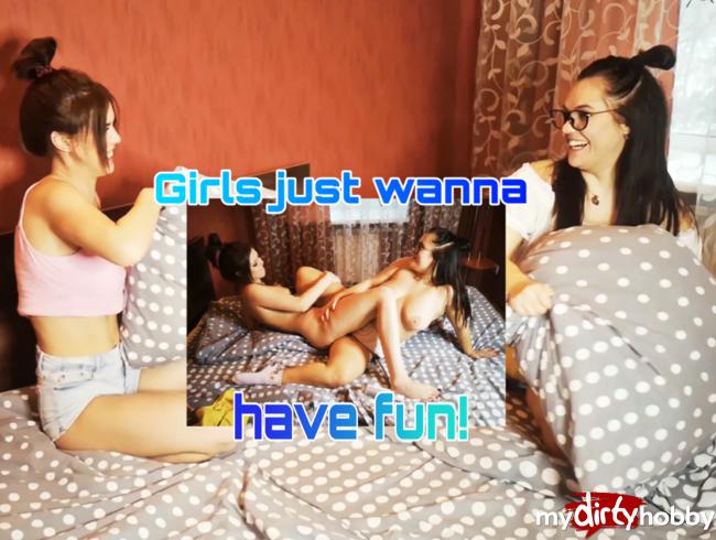 Video Thumbnail Girls just wanna have fun!