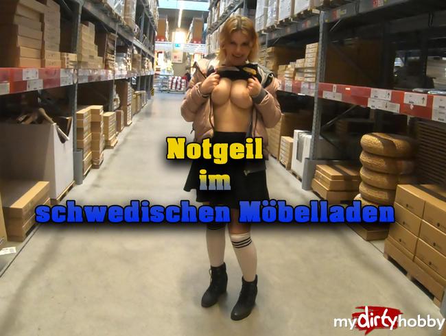 Video Thumbnail Notgeil im schwedischen Möbelladen!