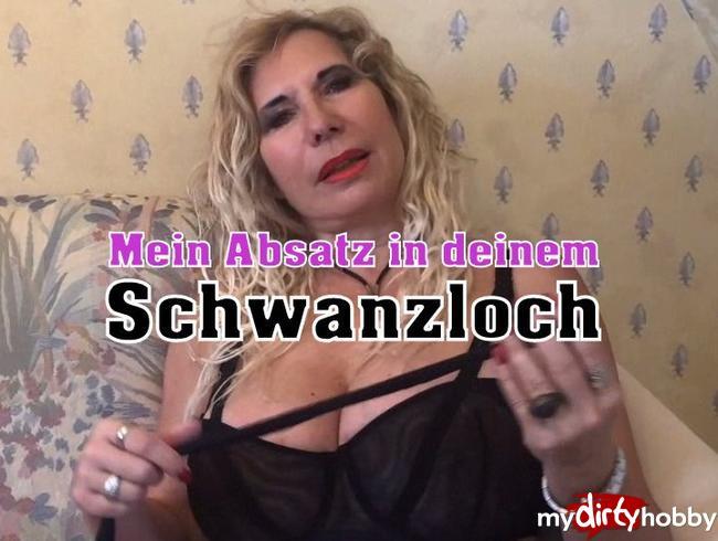 Video Thumbnail Mein Absatz in deinem Schwanzloch