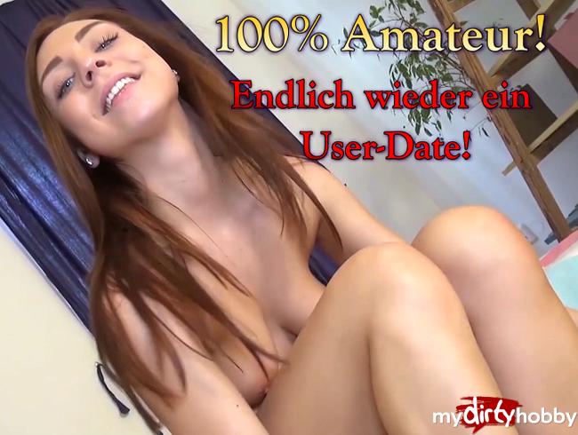 Video Thumbnail 100% Amateur! Endlich wieder ein User-Date!