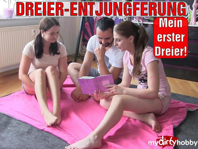 Video Thumbnail DREIER ENTJUNGFERUNG - Mein erster Dreier!