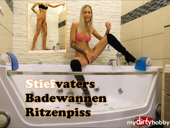 Video Thumbnail Hinter die Badewanne gepisst - das wird noch lange stinken!!!