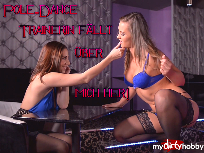 Video Thumbnail Pole-Dance Trainerin fällt über mich her!