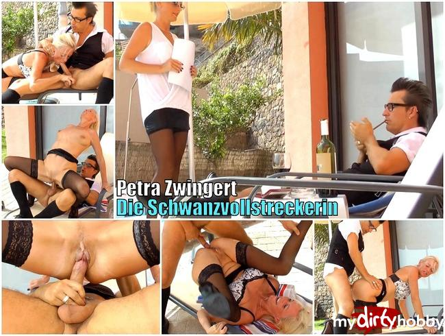 Video Thumbnail PETRA ZWINGERT - DIE SCHWANZVOLLSTRECKERIN!!!