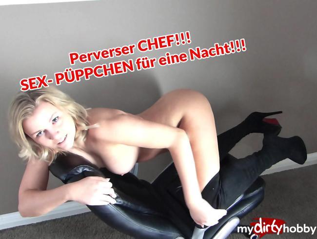 Video Thumbnail Perverser CHEF!!! SEX- PÜPPCHEN für eine Nacht!!!