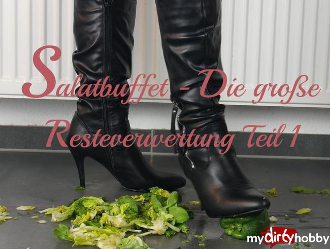 Video Thumbnail Salatbuffet - Die große Resteverwertung Teil 1