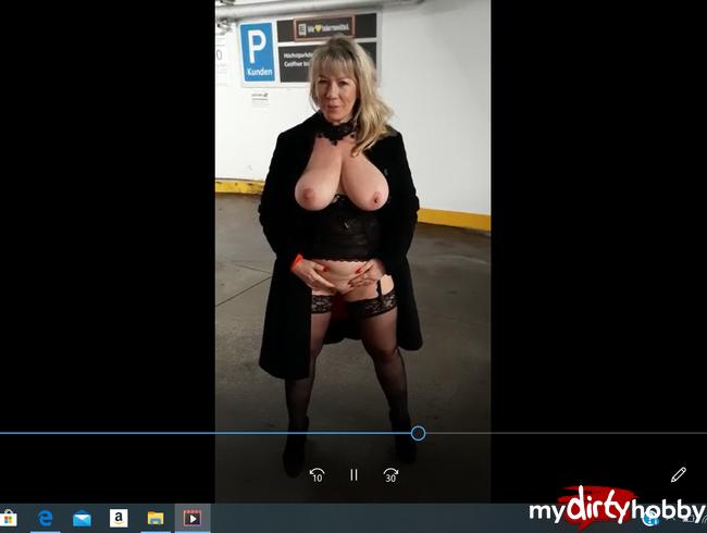 Video Thumbnail PARKHAUSSTRIP BEIM DISCOUNTER