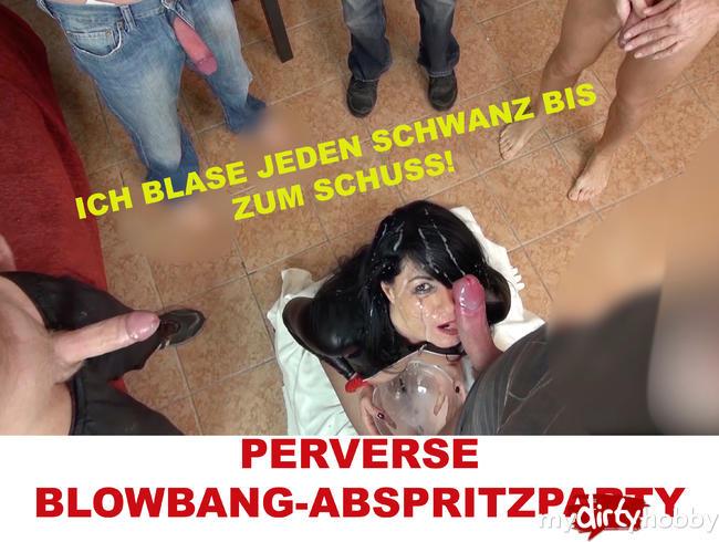 Video Thumbnail PERVERSES MASSENBLASEN! ICH BLASE JEDEN SCHWANZ BIS ZUM SCHUSS!