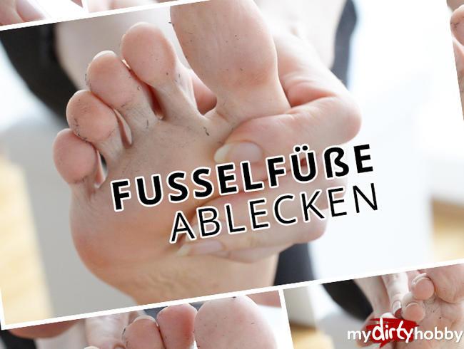 Video Thumbnail Fusselfüße ablecken
