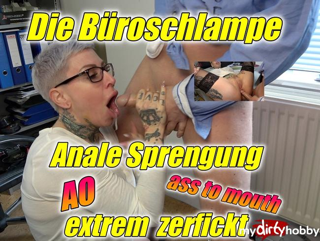Video Thumbnail Die Büroschlampe !!Anale Sprengung,ass to mouth und AO