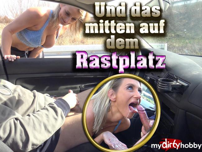 Video Thumbnail AO Fick - Und das mitten auf dem Rastplatz !!