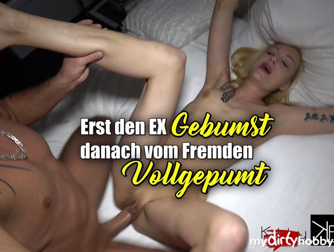 Video Thumbnail Erst den Ex gebumst danach vom Fremden vollgepumpt