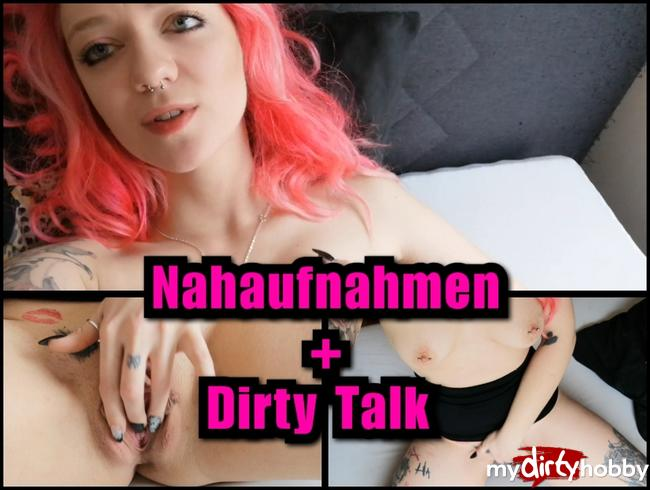 Video Thumbnail Nahaufnahmen !! Dirty Talk !! Uncut !!