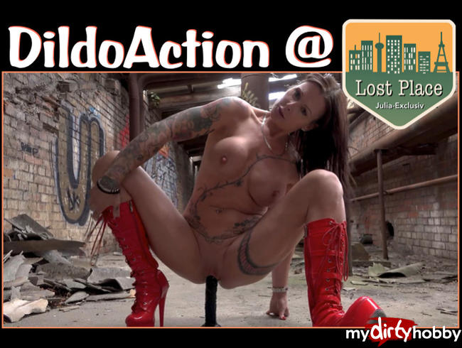 Video Thumbnail Dildoaction@LostPlace