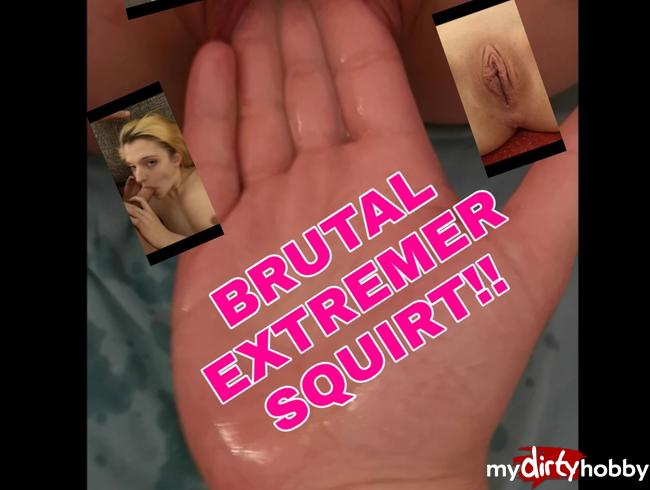 Video Thumbnail KRASS!! | EXTREM BRUTAL SQUIRT!! (HD) | LASS ES LAUFEN BABY!!!
