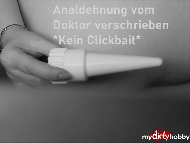 Video Thumbnail Erstes Mal anal - vom Doktor verschrieben *kein Clickbait*