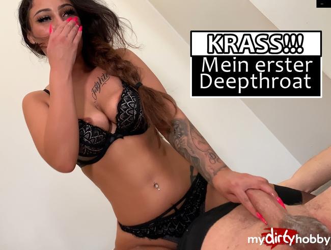 Video Thumbnail KRASS!!! Mein erster Deepthroat
