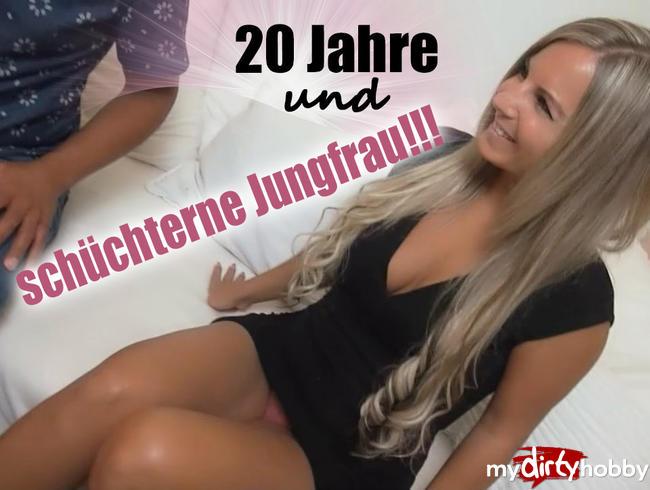 Video Thumbnail 20 Jahre und schüchterne Jungfrau!!!
