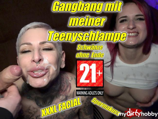 Video Thumbnail Gangbang mit meiner Teenyschlampe