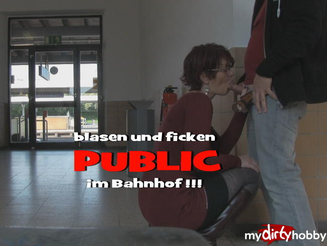 Video Thumbnail Sex im Bahnhof