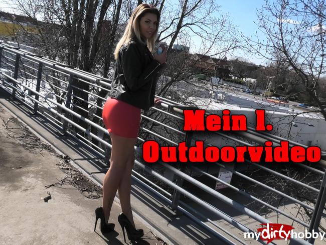 Video Thumbnail Mein 1. Outdoorvideo
