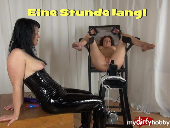 Video Thumbnail Eine Stunde Fickmaschine - B Cam