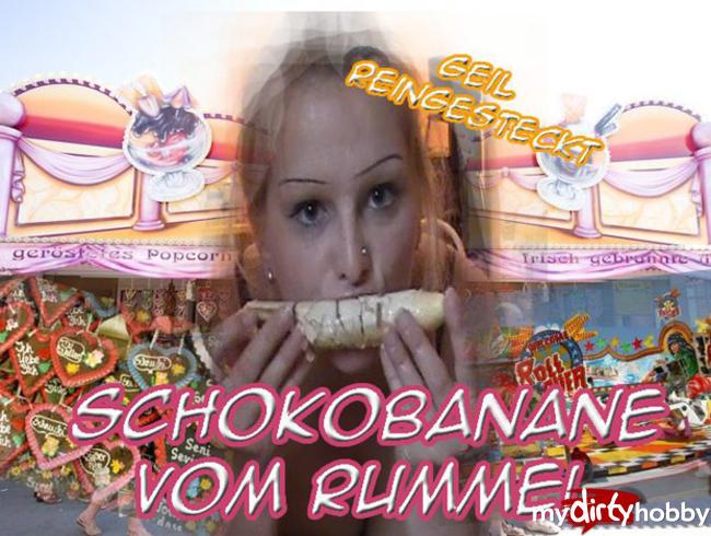 Video Thumbnail Schokobanane vom Rummel