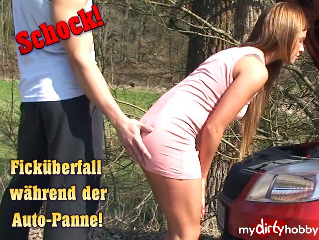 Video Thumbnail Schock! Ficküberfall während der Auto-Panne!