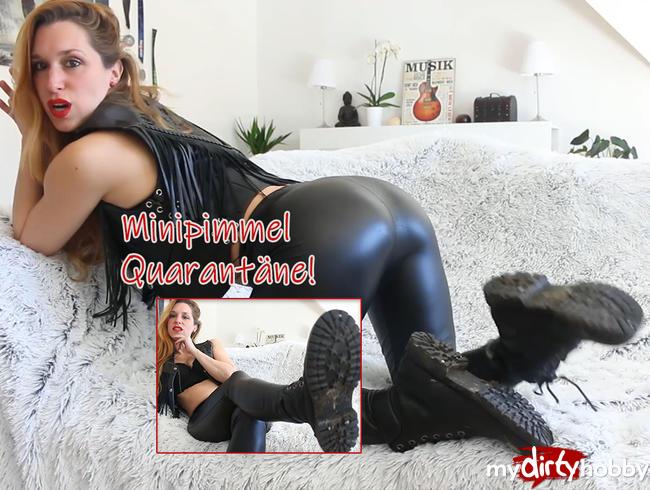 Video Thumbnail Minipimmel Quarantäne